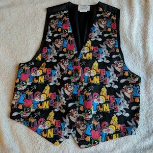 Vintage Looney Tunes Vest